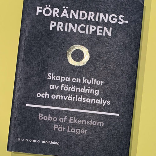 Bokrecension: Förändrings­principen